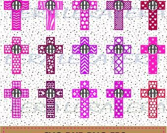 60 % OFF, Cross Monogram SVG, Cross Monogram Frame, Cross SVG, Christian Cross Cut Files, Monogram Christian svg, png, eps, dxf