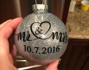 Mr. & Mrs. Ornament
