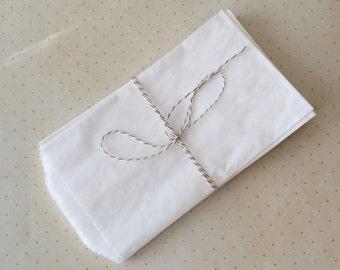 25 Glassine Bags