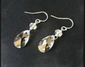 Ballroom earrings