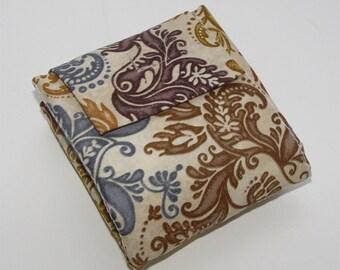 Tea wallet tea bag wallet tea lovers