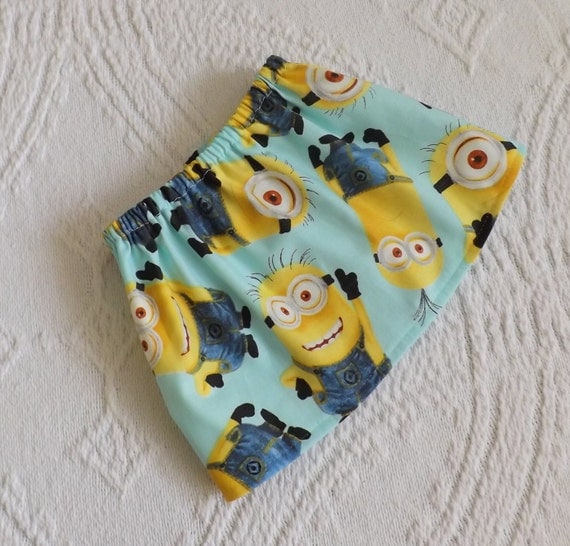 American Girl Doll Clothes Silly Minion Skirt V1