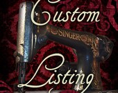 Custom Listing, Steampunk Belle