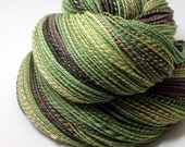 Handspun Yarn - Forest - 300 Yards