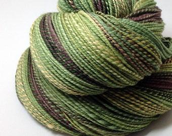 Handspun Yarn - Forest - 285 Yards