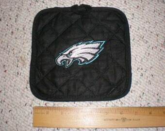 Philadelphia Eagles Football Pot Holder