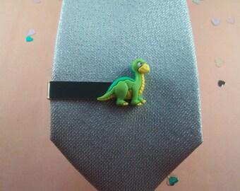 Dinosaur Tie Clip