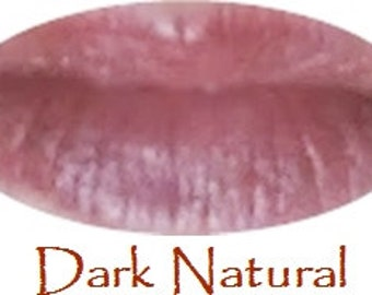 Neutral Shades Natural Lipstick in a Tube - Moisturizing but with more coverage than a tinted balm