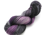 Viola Overboard - Hand Dyed Yarn - Dyed to Order