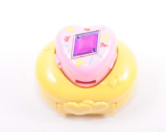 Galoob Sweet Secrets Girl With Lip Gloss Compact ~ The Pink Room ~ 160920