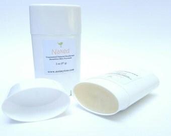 Unscented Deodorant, Sensitive Skin, Natural, Organic Ingredients, No Aluminum Deodorant, Cruelty Free, Personal Care, Unisex Deodorant
