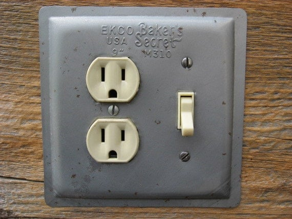 Kitchen Light Switch Covers Outlet Cover Lighting Made From An