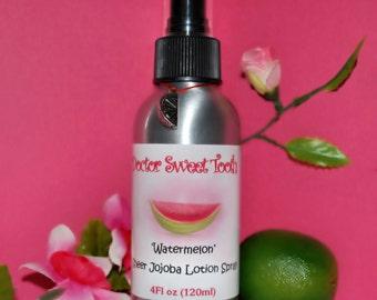 Watermelon Sheer Jojoba Spray Lotion