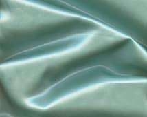 Silk Cotton Satin Fabric Beautiful Pool