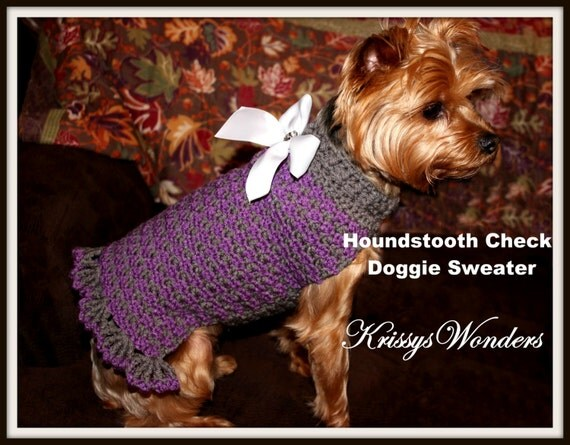 Yorkie Sweater Pattern 20