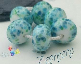 Lampwork Beads Zephrene Fritties