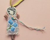 Little girl (necklace for children)