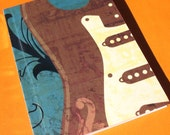 Guitar Hero - Softcover Notebook Journal