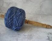 Nostepinne (Center Pull Yarn Winder)  African Zebrawood