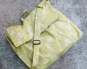 Reserved SET - - - Huge Custom Diaper Bag Style - 6 Pockets - Key Fob - Adjustable Strap - Exterior Zip Pocket