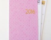 2016 weekly planner sheets