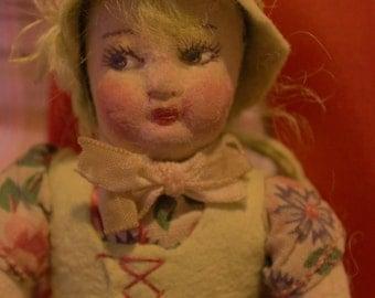 Lenci Stlye little doll