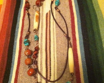 Rustic Wyoming Necklace