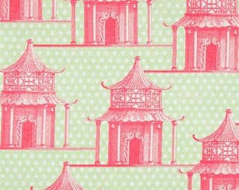 PAGODA TIME  - Michael Miller Fabrics - By the YARD