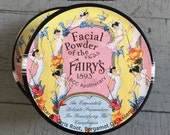 Facial Powder Of The Fairy's - 1893 Face Powder