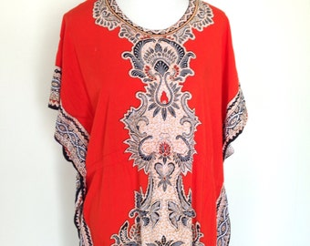 Vintage Indonesian Tunic