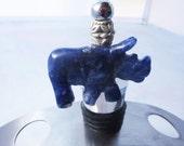rhinocerus wine stopper -...
