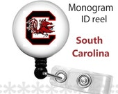 ID reel with MYLAR covering...South Carolina Gamecocks