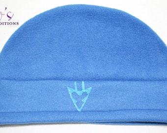 Final Fantasy XIV - Dragoon Hat / Fleece Hat / Winter Hat / Final Fantasy Hat / Video Game Characters