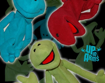 Practice Puppet Lemmings - Muppet Style Professional Puppet