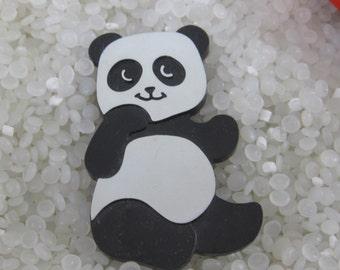 Vintage  Avon Panda pin broochm dated 1973, in orginal box
