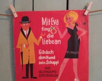 Sale 45 rpm Vinyl Record Mit Eva fing die Liebean Gibdoch dem Hund sein Schappi Metronome M905 Germany 1966 Music Deutschland
