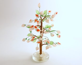 Vintage Glass Tree