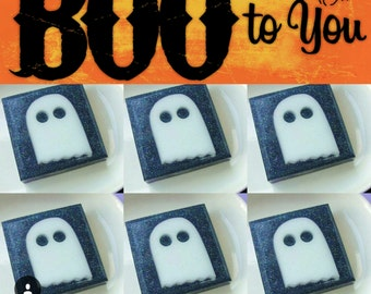 Soap. Teen Boy Gift. Halloween gift. Mr. Boo the Soap Ghost, Halloween, He smells like bubblegum, Stocking Stuffers, Novelty Gift, 100
