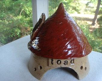 Garden Toad House