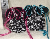 Special order for Virginia Anti Tarnish Jewelry Bag Pouch in damask