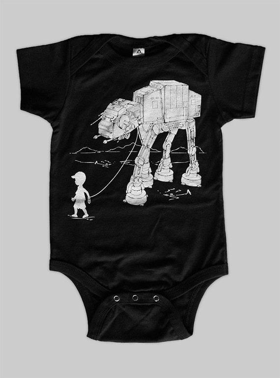 My Star Wars AT-AT Pet - Baby Girl Boy Onesie Bodysuit (Star Wars Baby Girl Boy Clothing)