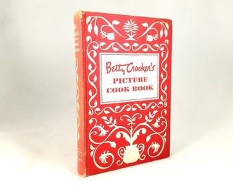 1950 Betty Crocker's Picture Cook Book