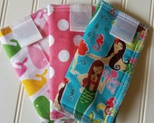 Kids-Wash-Cloth-Mermaids-Whales-Baby-Wipes-Meal-Time-Clean-Up-Art-Time-Wiping-Board-New-Parent-Baby-Accessories-Shower-Baby-Toddler-Gift-Set