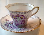 Rosina Cup and Saucer