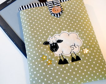 Personalised Sheep Kindle Case