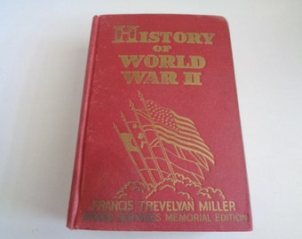 The History of World War II Armed Services Memorial Edition.