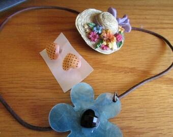 Springtime jewelry