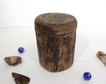 Black Walnut Tree Branch Box, presentation box, proposal box, engagement ring box, wedding ring box, wooden box, guitar pick holder, nature