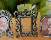 Ornate Miniature Victorian Style Picture Frames Doll House Craft Supplies Home Decor Victorian Home Style Gothic