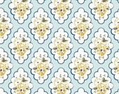 Wiltshire Daisy Floral in Blue by Carina Gardner for Riley Blake- 1 Yard